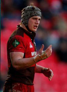 Jonathan Davies for Scarlets