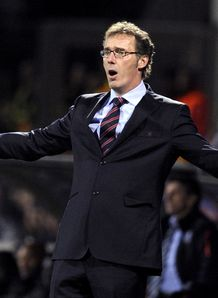 Blanc to take Les Bleus role