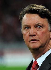 Van Gaal eyes national post