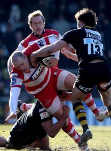 Mike tindall v Wasps