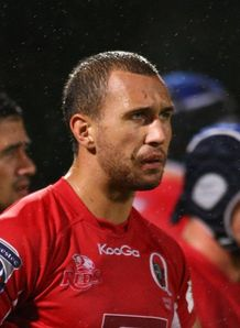 Quade Cooper mixed bag