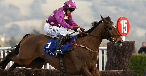 Big Zeb Wins Champion Chase Cheltenham 2010