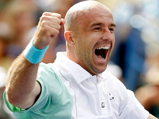 Ljubicic - winner in Indian Wells.