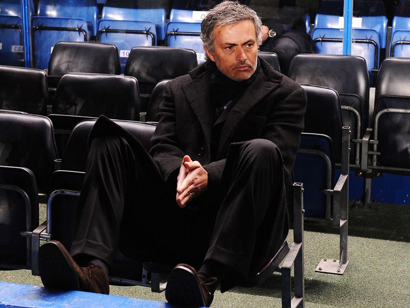 Моуринью возглавит «Манчестер Юнайтед» через 2 года.
