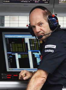 F-duct worries Newey