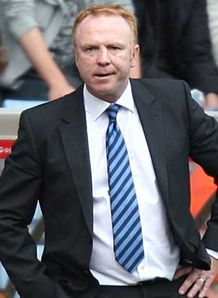 McLeish looking for two more