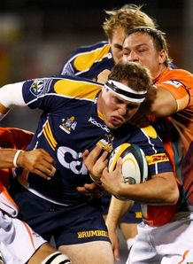 Ben Alexander against Cheetahs