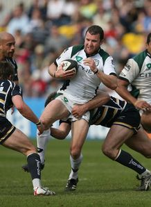 Chris Malone against Worcester
