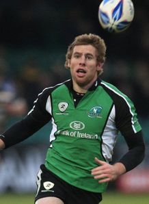 Gavin Duffy in Connacht colours