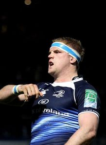 Heaslip breast beating