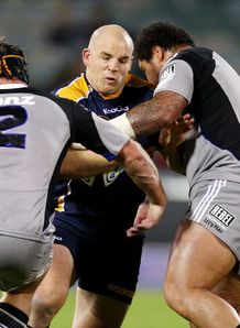 Stephen moore brumbies v hurricanes