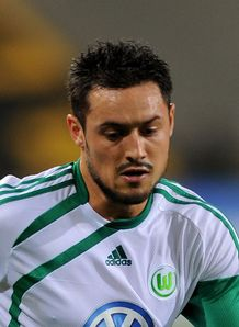 Wolfsburg receive Ziani blow