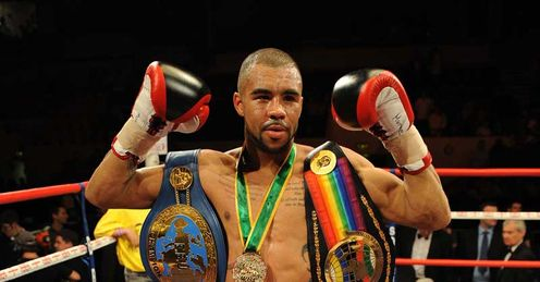 Munroe: can he add the world title to his collection in Tokyo
