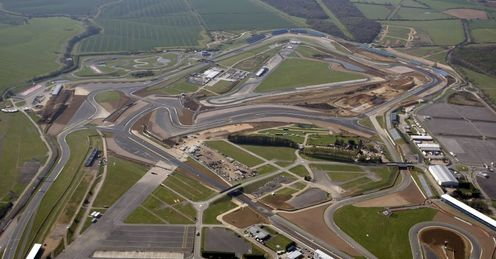 New Silverstone Layout Launched