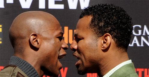 Mayweather or Mosley: who are you picking?