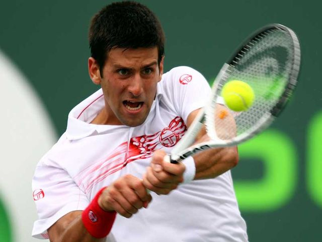 Djokovic: Claycourt pedigree