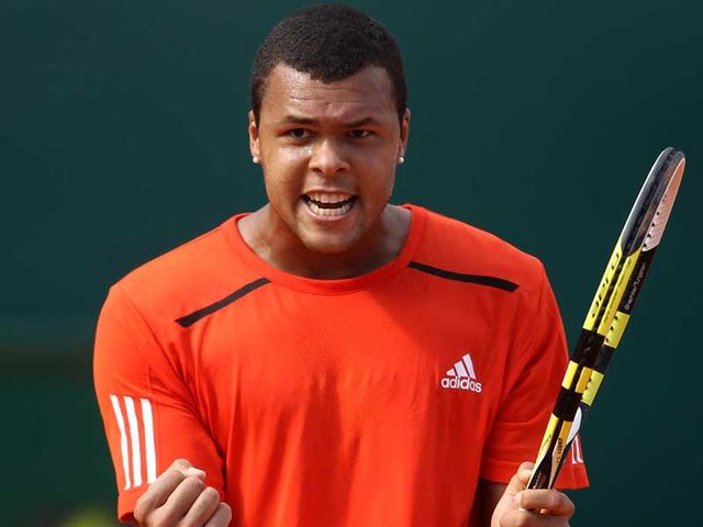 Tsonga - Fan favourite