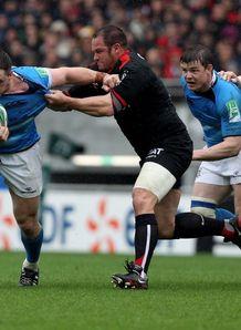 Healy brace sinks Clermont