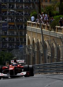 Alonso upbeat after charge