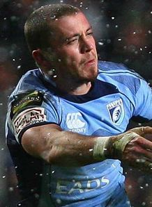 SKY_MOBILE Richie Rees Cardiff Blues