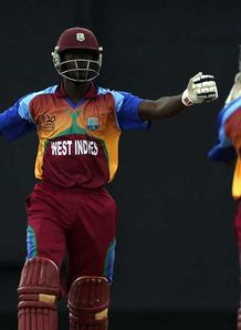 Windies reign over England