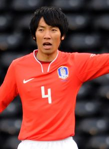 Villa track Korean defender