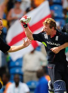 England soar to T20 glory