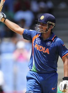 Raina fires India through