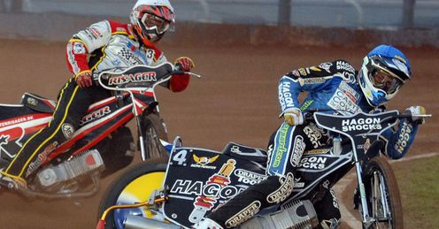 Poole will be without Ward for Monday's meet (photo credit Jay Eastwood)