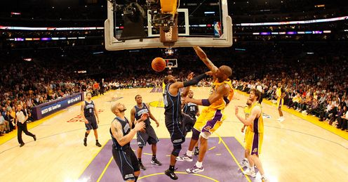 lebron james dunking on kobe bryant. With all this LeBron James