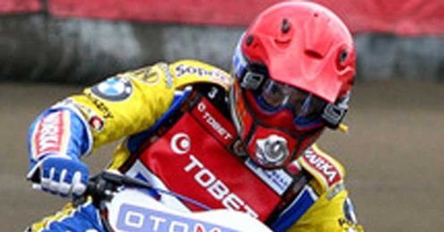 Gollob: Great form (Pic credit: Fotospeedway.pl)