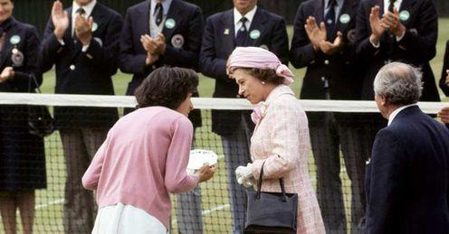 Wimbledon memories
