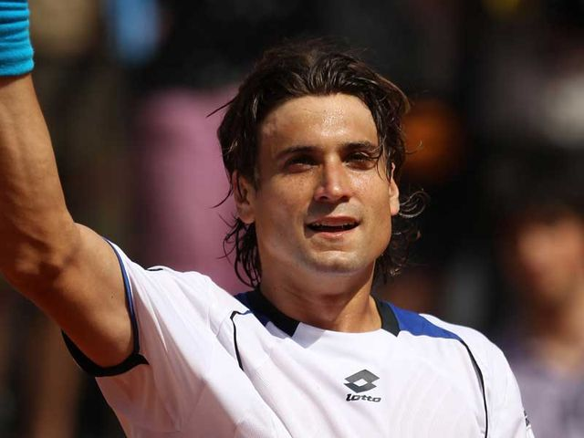 Ferrer - clay specialist.