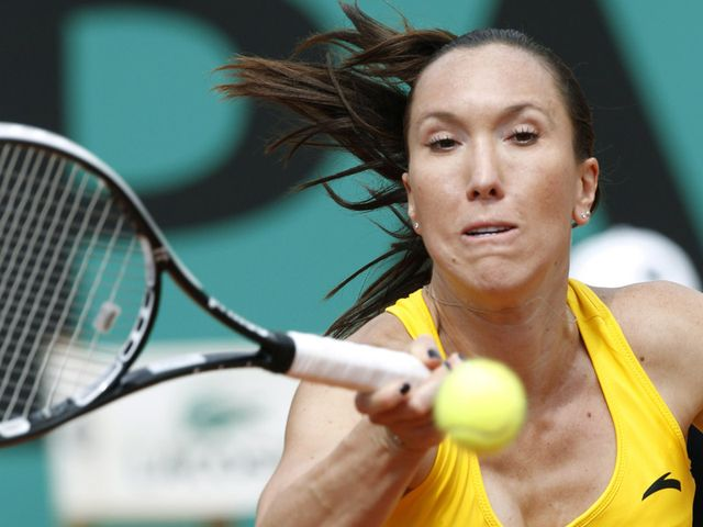 Jankovic - upset by Oudin in 2009.