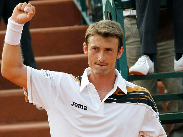 Ferrero - former world number one.