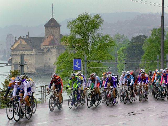 The 2010 Tour de Romandie was a real mixed bag in terms of action and weather conditions