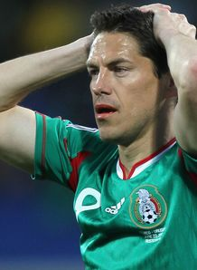 Franco ends Mexico career