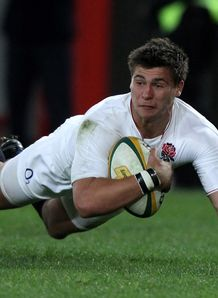 Ben Youngs try Australia v England 2nd Test 2010