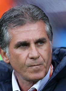 Queiroz suspension confirmed