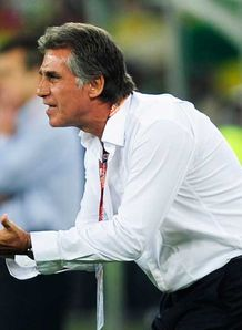 Portugal suspend Queiroz