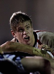 Chris Henry Ulster number eight