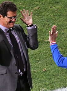 Capello apologises for index