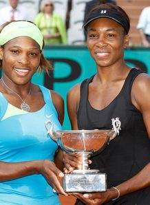 Doubles title for Williams