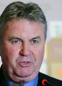 City deny Hiddink claims