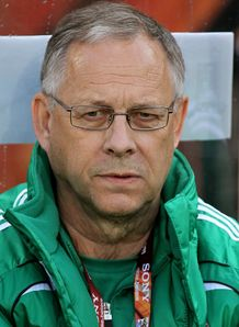Lagerback snubs Nigeria post