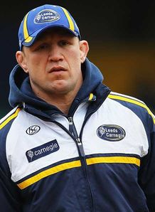 SKY_MOBILE Neil Back - Leeds head coach
