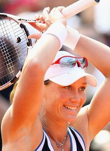 Stosur stunned by success