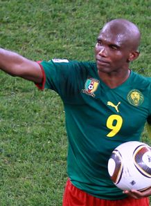 Eto'o demands Cameroon unity