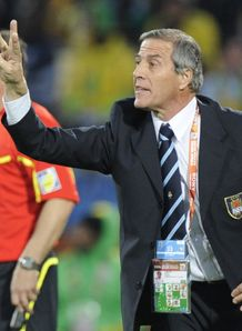 Uruguay relishing play-off