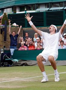 Isner prevails in Mahut epic